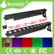 No flickering Constant current driver LED Bar wall washer light with Ir remote