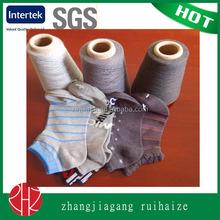 24ne 100%polyester spun yarn factory reasonable price for knitting