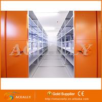 office warehouse shelf mobile filling