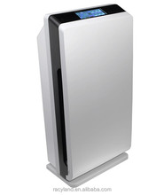 Mini Quiet Breeze Air Purifier Negative Ionic Air Cleaner for Home Office Room