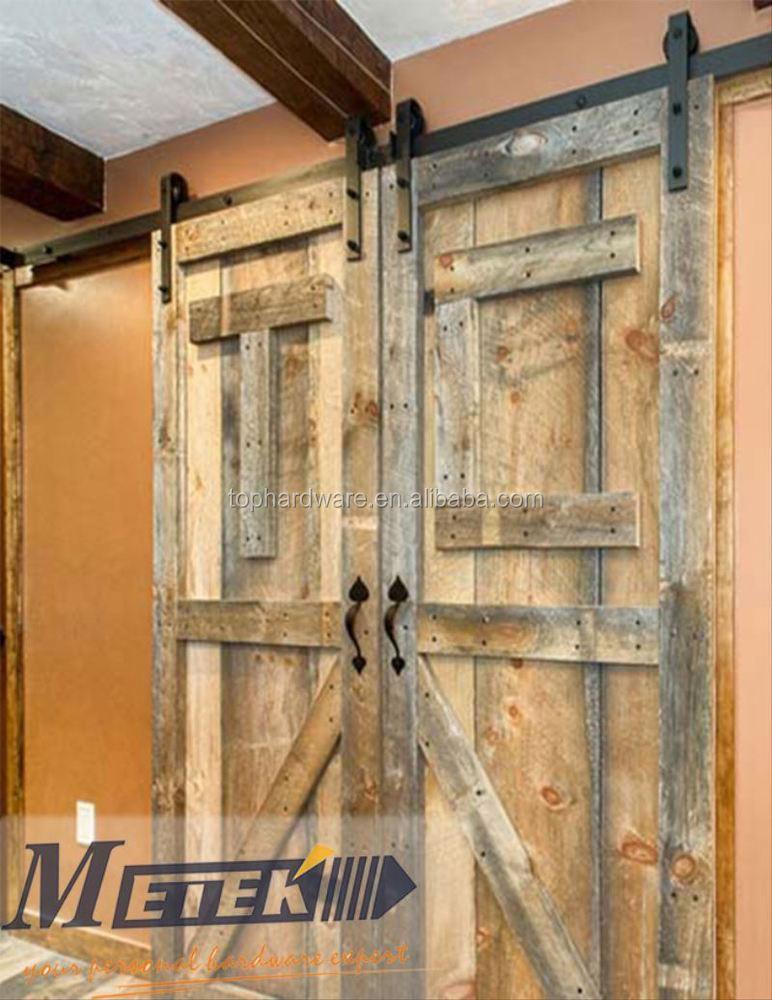 2014 hot products barn door track buy barn door hardware for Track doors interior