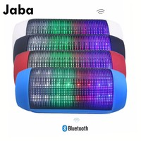 with LED Light /TF Card Reader Speaker Portable Wireless Bluetooth Digital Stereo Speaker Fashion Style Pulse