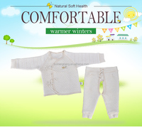 lovely design organic cotton baby clothes in bangkok wholesale GB010