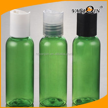 Wholesale Colorful tube container Travel container for cosmetic