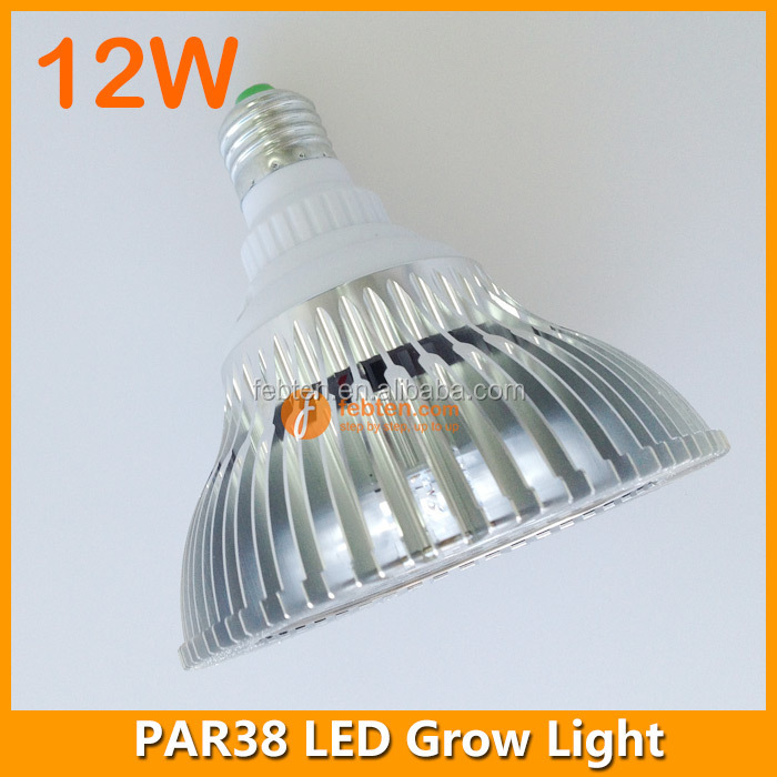 par38 주도 파 조명을 성장 식물 주도의 램프 12 LED가 도매 주도 ...