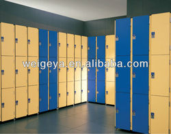 2013 new style compact hpl lockers;lockers for chaning room fitness room locker lockers for sauna;locker for school for spa