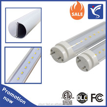100lm/w 5 years warranty residential lamp milk white 1.2m tube led