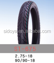 Tire Casing, inner tube motorcycle tire 90/90-18