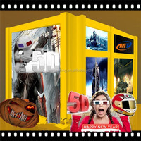 2015 The newest product game machine 5d cinema/ 5d theatre/5d moive