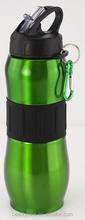 25oz (750ml) Aluminum Water Bottle,BPA Free,Eco Friendly BPA free cheap sport water bottle Custom Logo Printing stainless steel