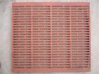 best 711X635 Pig/poultry slats porcino slats for cast iron floor and plastic floor for pig farming feeding $ sells hot $