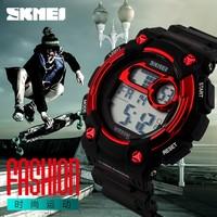 2015 Skmei Waterproof Cheap Digital Watch,Sports Watches Manufacturer & Supplier & Exporter