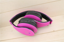 High-end exported anime stereo headphone with mic