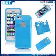 Super quality professional excellent tpu case for iphone 6 plus 5
