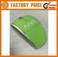 Novelty Personalized 2.4g Foldable Optical Wireless Mouse