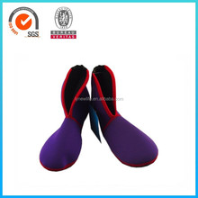 Super quality antique toe neoprene shoes Neoprene waterproof shoes