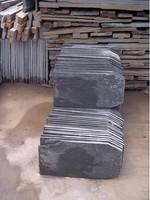 Natural Black Slate Roofing Tile Supplier | stone coated roof tile| slate roof tiles