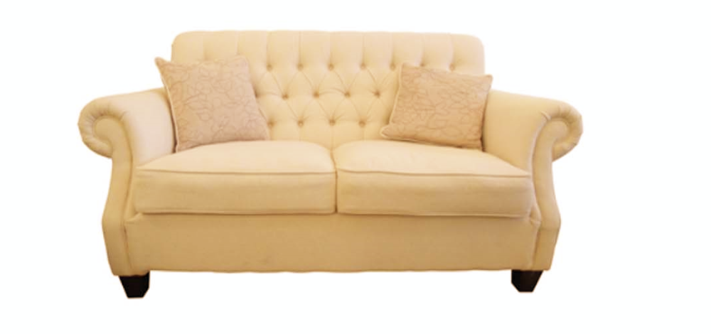 Latest Living Room Sofa Design/ Traditional Cream Linen Fabric Sofa With Accent Pillows - Buy ...