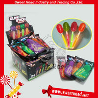Shantou Lighting Glow Stick Lollipop Candy