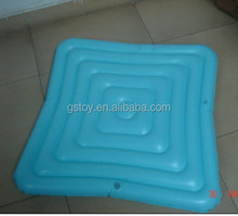 square shape inflatable outdoor air cushion