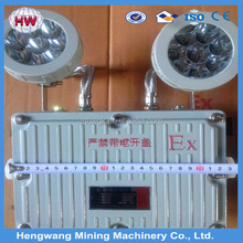 Led miner's lamp/cordless rechargeable led lamp /LED flameproof roadway lamps