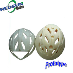 Alibaba Gold Supplier Redsun Rapid Prototype company for clear plastic injection
