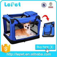 Pet Carrier Soft Sided Dog /Cat Comfort Travel Tote Bag For Pets