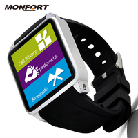 new design product touch screen 3G wifi Bluetooth smart waterproof android watch phone