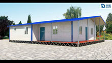 iso certification durable insulated eps sandwich panel prefab houses kit