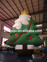 Outdoor Christmas Decorations Inflatable Christmas Tree for Sale