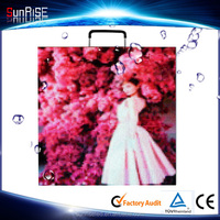 PH4.8 outdoor Full Color LED Screen Audio Visual Display 500x1000