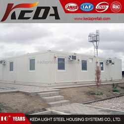 Off Site Oilfield Quarters House Container Home Office 455