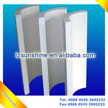 Thermal conductivity 0.065 w/m.k calcium silicate pipe insulation