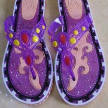 New general style custom printed women flip flops