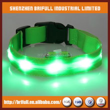 2014 new pet dog products led flashing shenzhen supplier