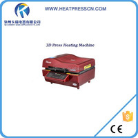 3D Certificated Sublimation Vacuum Heat Press printing Machine