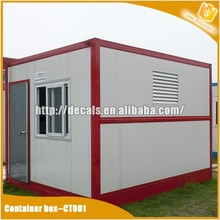 CT001-3 high quality steel 20 feet container