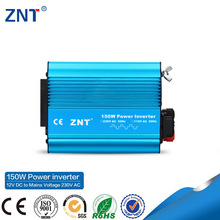 ZTP-150,Green LED indicates power on,Red LED indicates wrong,150w,dc/ac single output, charge current adjustable 12/24/48v