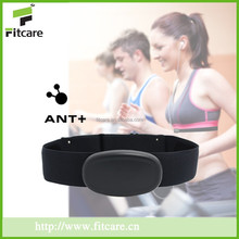 Fitcare ANT+ Chest Belt Heart Rate Monitor for Wireless Health Monitoring