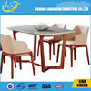 2015 new design antique style luxury hand carved solid wood dining room furniture from china dining table DT010
