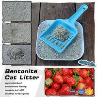 High Absorption Kitty Litter Bulk Bentonite Cat Sand