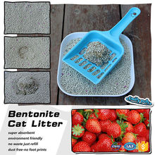High Absorption Kitty Litter Bulk Bentonite Cat Sand