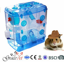 [Grace Pet] Wire and plastic Hamster Cage for samll animal