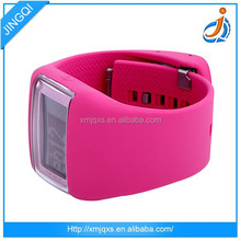 Factory Wholesale Promotional Low Price Newest Design Waterproof Fashion Silicone Watch