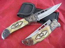 OEM survival pocket knife Outdoor camping knife UDTEK00455