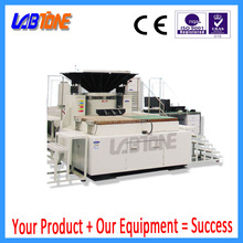 laboratory shaker vibration testing machine with power analyzer