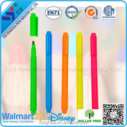 ball pen and highlighter classic highlighter pen brilliant color