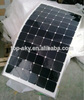 high quality cheap price Flexible solar panels sunpower mono solar panel