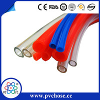 environmental protection pvc drinking water tube for conveying milk