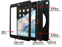 For ipad air 2 Shockproof Dustproof multi-functional Stand Case